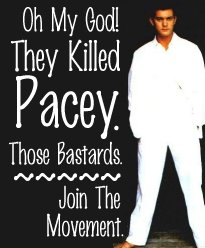 Oh My God!  They Killed Pacey. Those Bastards.  Join The Movement